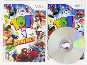 101-in-1 Sports Party Megamix (Wii)