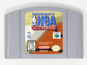 NBA Courtside (Nintendo 64)