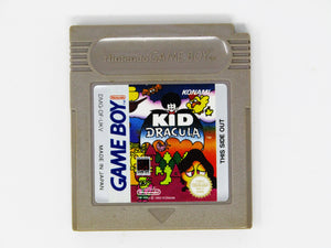 Kid Dracula (PAL) (Game Boy)