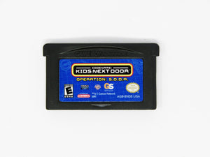 Codename Kids Next Door Operation SODA (Game Boy Advance / GBA)