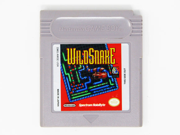 WildSnake (Game Boy)