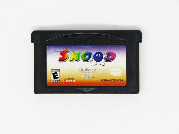 Snood (Game Boy Advance / GBA)