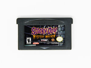 Scooby Doo Mystery Mayhem (Game Boy Advance / GBA)