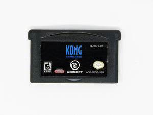 Kong 8th Wonder of the World (Game Boy Advance / GBA)