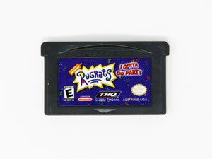 Rugrats I Gotta Go Party (Game Boy Advance / GBA)