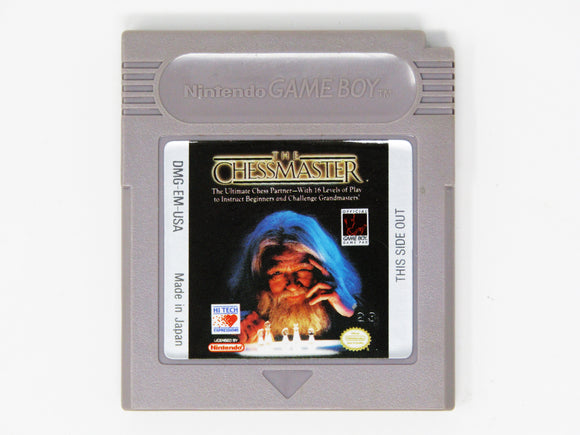 Chessmaster (Game Boy)