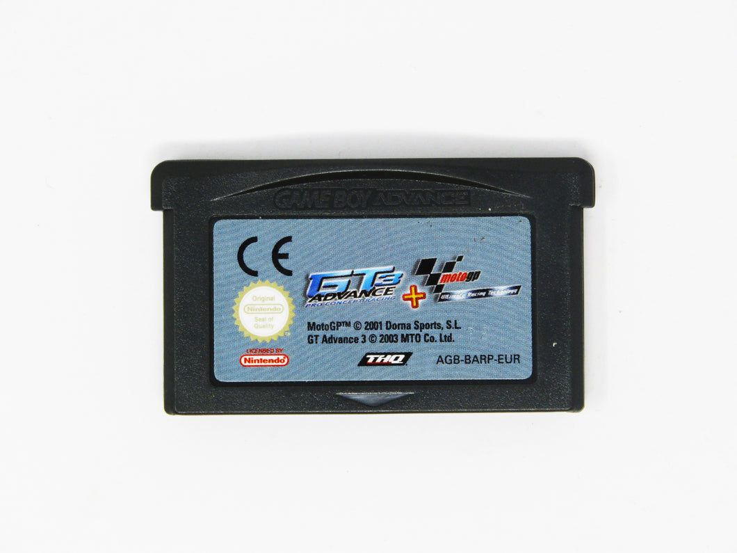 GT Advance 3: Pro Concept Racing (PAL) (Game Boy Advance / GBA)
