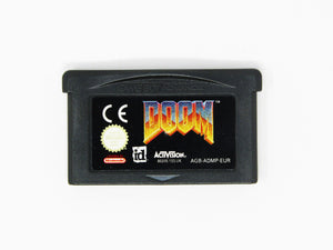 Doom (PAL) (Game Boy Advance / GBA)