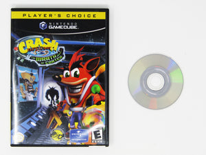 Crash Bandicoot The Wrath of Cortex [Player's Choice] (Gamecube)