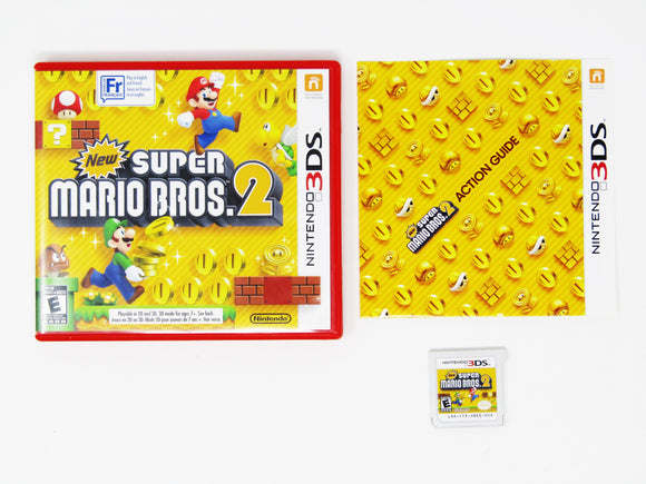 New Super Mario Bros. 2 [Red Label] (Nintendo 3DS)