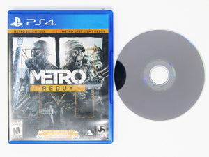 Metro Redux (Playstation 4 / PS4)