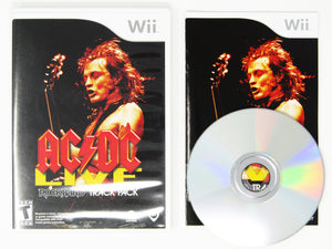 AC/DC Live Rock Band Track Pack (Wii)