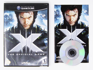 X-Men: The Official Game (Gamecube)
