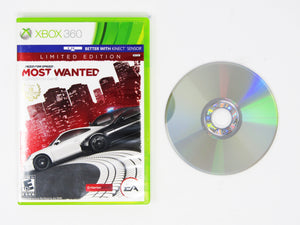 Need for Speed Most Wanted (2012) [Limited Edition] (Xbox 360)