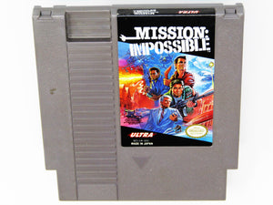 Mission Impossible (Nintendo / NES)