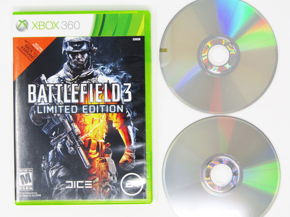 Battlefield 3 [Limited Edition] (Xbox 360)