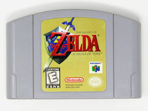 Legend of Zelda: Ocarina of Time (Nintendo 64 / N64)