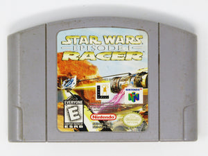 Star Wars Episode I Racer (Nintendo 64 / N64)