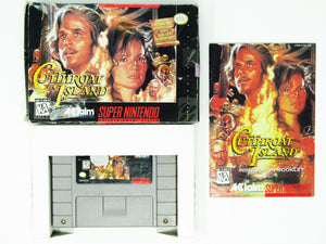 Cutthroat Island (Super Nintendo SNES)