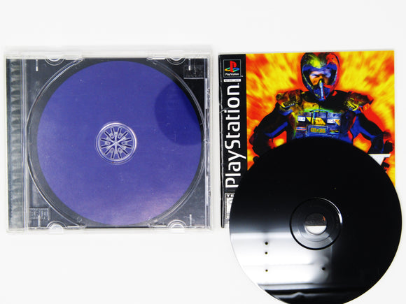 Blast Chamber (Playstation / PS1)