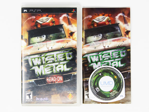 Twisted Metal Head On (Playstation Portable / PSP)