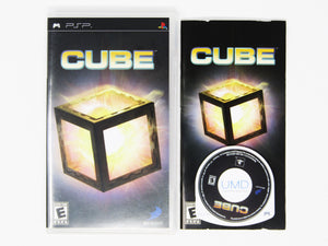 Cube (Playstation Portable / PSP)