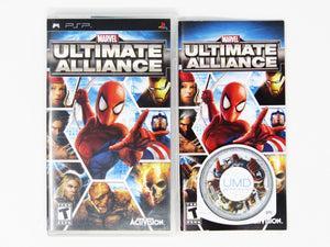 Marvel Ultimate Alliance (Playstation Portable / PSP)