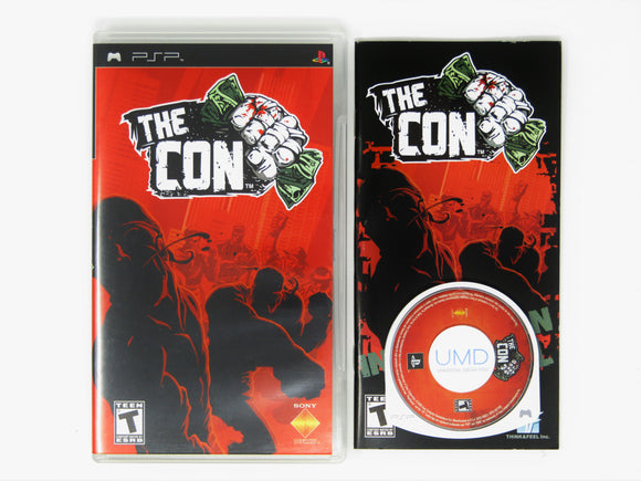 The Con (Playstation Portable / PSP)