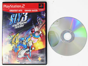 Sly 3 Honor Among Thieves [Greatest Hits] (Playstation 2 / PS2)