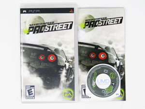 Need for Speed Pro Street (Playstation Portable / PSP)