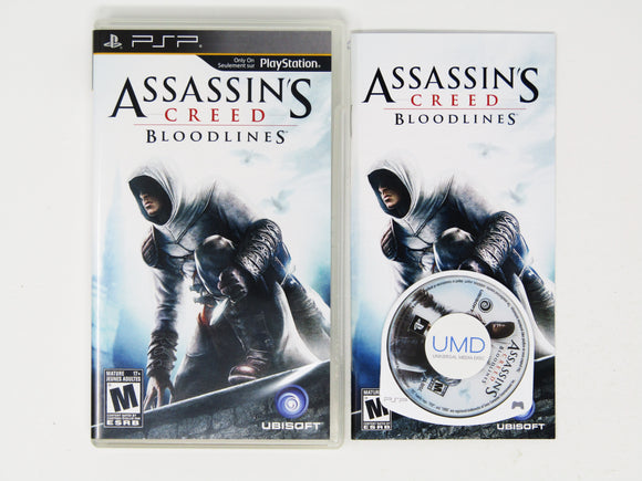 Assassin's Creed: Bloodlines (Playstation Portable / PSP)