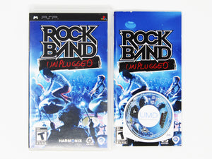 Rock Band Unplugged (Playstation Portable / PSP)