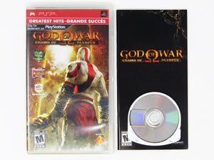 God of War Chains of Olympus [Greatest Hits] (Playstation Portable / PSP)
