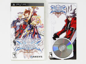 BlazBlue: Continuum Shift II 2 (Playstation Portable / PSP)