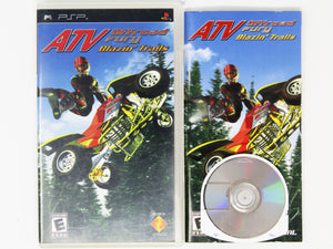 ATV Offroad Fury Blazing Trails (Playstation Portable / PSP)