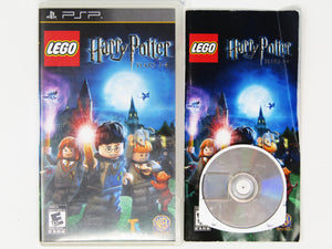 LEGO Harry Potter: Years 1-4 (Playstation Portable / PSP)
