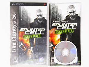 Splinter Cell Essentials (Playstation Portable / PSP)