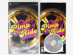 Pimp My Ride (Playstation Portable / PSP)