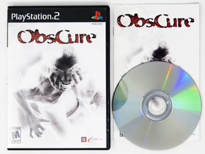 Obscure (Playstation 2 / PS2)