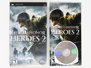 Medal of Honor Heroes 2 (Playstation Portable / PSP)