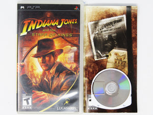 Indiana Jones and the Staff of Kings (Playstation Portable / PSP)