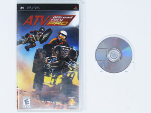 ATV Offroad Fury Pro (Playstation Portable / PSP)