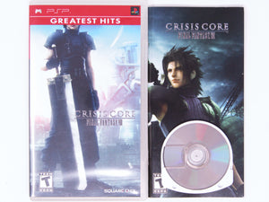 Final Fantasy VII Crisis Core [Greatest Hits] (Playstation Portable / PSP)