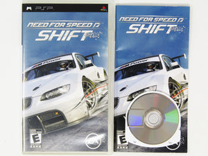 Need for Speed Shift (Playstation Portable / PSP)