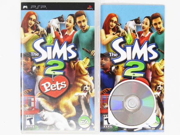 The Sims 2: Pets (Playstation Portable / PSP)