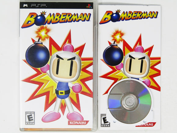 Bomberman (Playstation Portable / PSP)