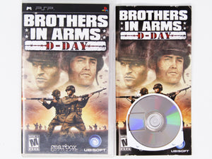 Brothers in Arms D-Day (Playstation Portable / PSP)