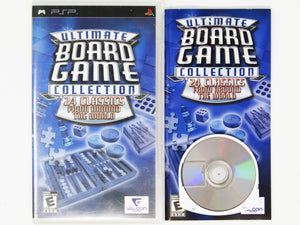 Ultimate Board Game Collection (Playstation Portable / PSP)