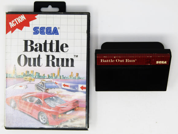 Battle Out Run (Sega Master System)