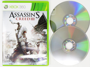 Assassin's Creed III 3 (Xbox 360)
